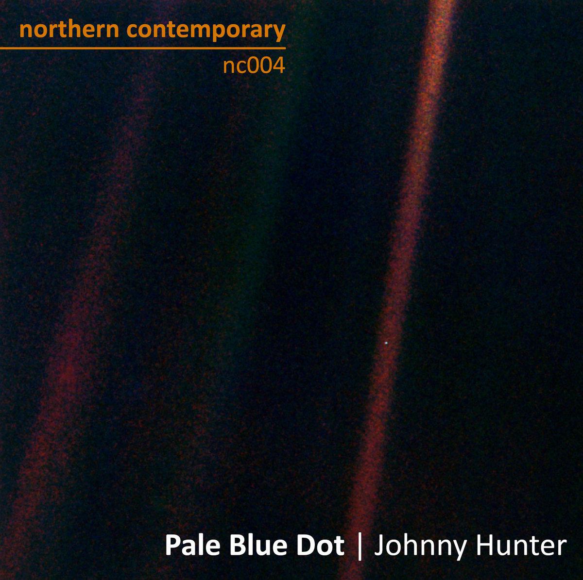Album Pale Blue Dot by Johnny Hunter